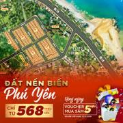 Ra mắt siêu dự án đất nền biển Phú Yên, Vịnh Xuân Đài, Sông Cầu