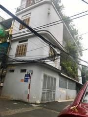 Bán gấp nhà phân lô cán bộ CA 80m2, 4 tầng, 3 mặt tiền đường nhựa 8m ngõ 643 Phạm Văn Đồng