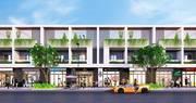 Cần bán shophouse mặt tiền đường 33m 125 m2 giá 4ỉ