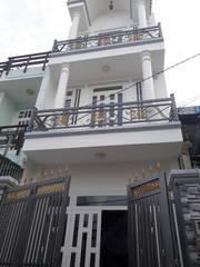 Bán nhà hẻm 3m, Nguyễn Chí Thanh, P15, Q5, 3,5x12m, 3 tầng, giá 5.5 tỷ