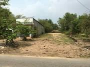 Cần bán lô đất mặt tiền đường nhựa 15m, Nhuận Đức kề khu công nghiệp Bàu Bàng