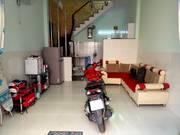 Chính chủ bán nhà mới HXH 447// quận Bình Tân như hình  gần đường lớn  gần chợ