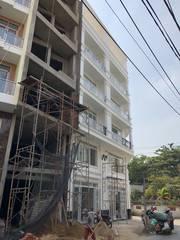 Chỉ 5,5 tỷ có ngay 45m2,5 lầu Nguyễn Văn Đậu Bình Thạnh, hẻm thông thoáng.