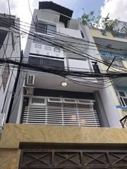 Bán nhà chính chủ tặng nội thất xịn, đường Lê Hồng Phong, quận 10. 5 tầng. 52m2. 9,4 tỷ.