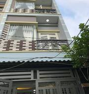 Bán nhà hẻm xe hơi CMT8, Tân Bình, 3 tầng, 4pn, chỉ 7 tỷ