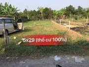 Kẹt tiền ra gấp nền Đất Tân Phú Trung 150m2 giá 1tỷ450, Sổ Hồng Riêng