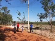 Chính  chủ bán lô đất dầu tiếng bình dương 450tr/1000m2, sổ hồng riêng