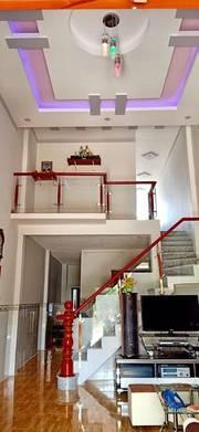 Bán nhà cấp 4 mới xây giá ưu đãi Tết, dân cư đông, đường nhựa 5m, gần Ql 51