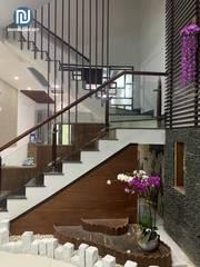 Bán nhà mặt tiền Bình Hòa 5 - thiết kế hiện đại - full nội thất