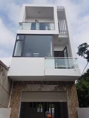 Bán nhà mới xây đường Cam Lộ, Hồng Bàng, Hải Phòng.