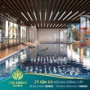 Sở hữu căn hộ cao cấp TSG Lotus Sài Đồng   Chỉ từ 880tr, ck 8 GTCH, hỗ trợ lãi suất 0 18 tháng