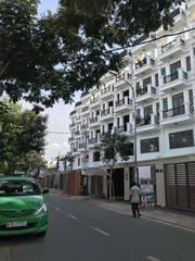 Bán nhà mặt tiền phường Thới An, 1 trệt, 1 lửng 3 lầu, 4PN, 5WC.