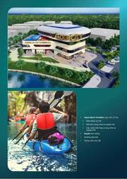 Đô thị sinh thái Aqua City 120 m2 giá 1.2 tỷ