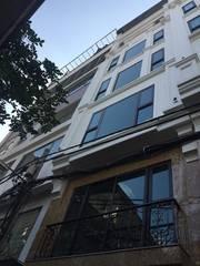 Bán nhà phố Yên Lãng   KD siêu đỉnh - 60m2x7T thang máy- ô tô vào nhà   full nội thất   Nhỉnh 8 tỷ