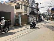 Nhà MT 20m Nguyễn Thượng Hiền, P5, Bình Thạnh. Khu vực KD sầm uất 105m2