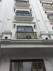Bán nhanh nhà Ngõ Gốc Đề - Hoàng Mai, 36m, 5 tầng, ô tô vào nhà, kinh doanh, 3 tỷ7