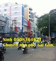 Bán  nhà quận phú nhuận , mặt tiền Phan Đình Phùng. 73m2