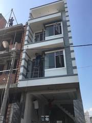 Bán nhà mới xây TT Nhà Bè KDC Sài Gòn Mới.