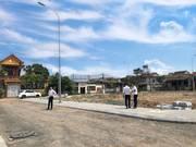 Bán gấp lô góc 500m2 đất thổ cư Khu Đô Thị New Land Chính Chủ