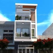 Nhà 2 lầu đẹp đường Huỳnh Bá Chánh - BC, 2 tỷ 5 có thương lượng