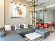 Bán căn hộ chung cư Tràng An complex tại Hoàng Quốc Việt, 80m2, 2PN, 2WC.