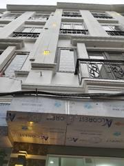 Bán Nhà Đường Tam Trinh- Hoàng Mai- DT 30m 4,5 Tầng Giá 2,3 Tỷ