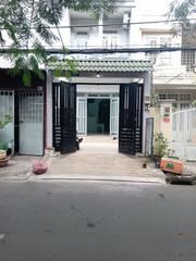 Bán nhà 3 lầu mặt tiền đường 45 Phường Tân Quy, DT 3,9x18m
