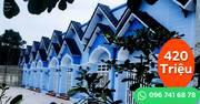 Bán nhà trả góp khu đô thị Huỳnh Gia Phát huyện Bàu Bàng