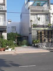 Tôi chính chủ cần bán lô đất xã Phạm Văn Hai , Bình Chánh