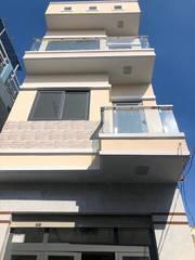 Cần tiền bán nhanh nhà 1 trệt 2 lầu 64m2 2,4 tỉ HXH Bình Hưng Hòa B, quận Bình Tân