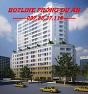 Bán chung cư Hanhud đường Hoàng Quốc Việt, giá 26,5 tr/m2, nhận nhà ngay.