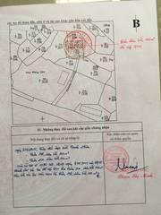 Cần bán đất thổ cư bìa đỏ chính chủ tại tổ 16 phường nam cường thành phố lào cai giá 380 triệu