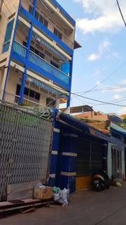 Bán nhà nở hậu 6.6m, HXT 10m đường Ông Ích Khiêm, Phường 5, Quận 11.