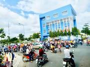 Ngân hàng Sacombank liên kết phát mãi đất nền liền kề Aeon Mall Bình Tân