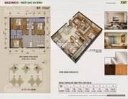 Chính chủ cần bán căn góc tầng trung tòa 27A3 Green Star, 102m2, view đẹp