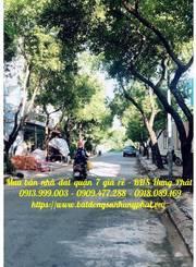 Bán đất hẻm 1333 Đường Huỳnh Tấn Phát Phường Phú Thuận Quận 7, DT 4x28m, giá 9 tỷ