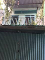 Bán nhà đẹp 1 trệt, 1 lầu tại Tân Hoà Đông, phường 14 , quận 6, HCM, giá tốt