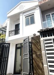 Nhà đẹp 1 lầu   60 m2 - hẻm 1225 Huỳnh Tấn Phát, Quận 7