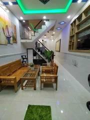 Bán nhà đường Cô Giang, - Quận 1, 1 Trệt 3 lầu Giá 7 tỷ