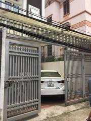 Bán Nhà khu Tây Hồ Phú Thượng. Diện tích 90m2 x 3tầng. MT 6m xây kiểu biệt thự.