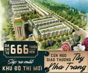 Khu đô thị mới Khánh Vĩnh   tiềm năng tăng giá cực cao trong quý II/2020