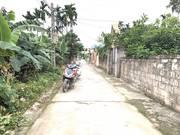 Bán 2 lô mặt đường liên thôn cực đẹp xã Lâm Động Thủy Nguyên Hải Phòng