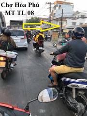 Mặt tiền tỉnh lộ 8 - kcn đông nam - Mặt bằng kinh doanh VIP - Phong thủy đắt địa