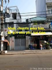Bán nhà quận bình thạnh . Nhà mặt tiền đường Bùi Đình Túy. Giá HXH.