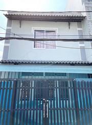 Nhà căn góc 1 lầu hẻm xe hơi Phú Thuận, P. Phú Thuận, Quận 7