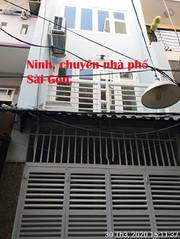 Bán nhà quận 1 . Nhà đẹp Nguyễn Cảnh Chân 5 tầng.