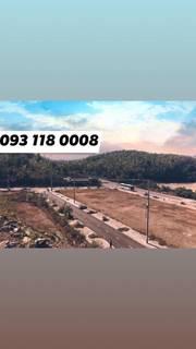 HOT   Siêu phẩm đất nền KĐT phía Tây TP. Nha Trang , chỉ 6xx triệu/ nền