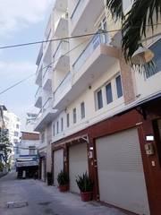 Bán nhà Nguyễn Văn Đậu,BT:Hẻm xe hơi,lô góc,5 tầng lung linh,tặng nội thất