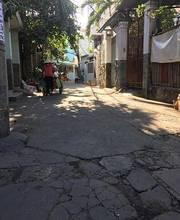 Bán nhà hẻm đường Âu Cơ, Phường 10, Quận Tân Bình