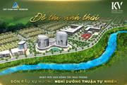 Tập đoàn Đất Xanh tung ra siêu dự án mùa dịch 2020 - Khu đô thị mới TT Khánh Vĩnh